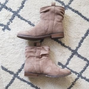 Taupe SO Ankle Boots